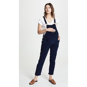 NWT Hatch cord overalls